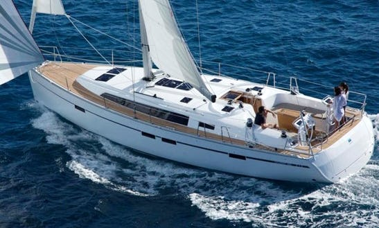 'antares' Bavaria 46c Sailing Charter In Fethiye