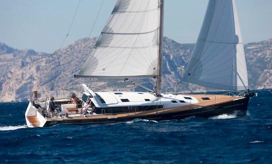Sailboat 'sennur' Beneteau Sense 50 Charter In Fethiye