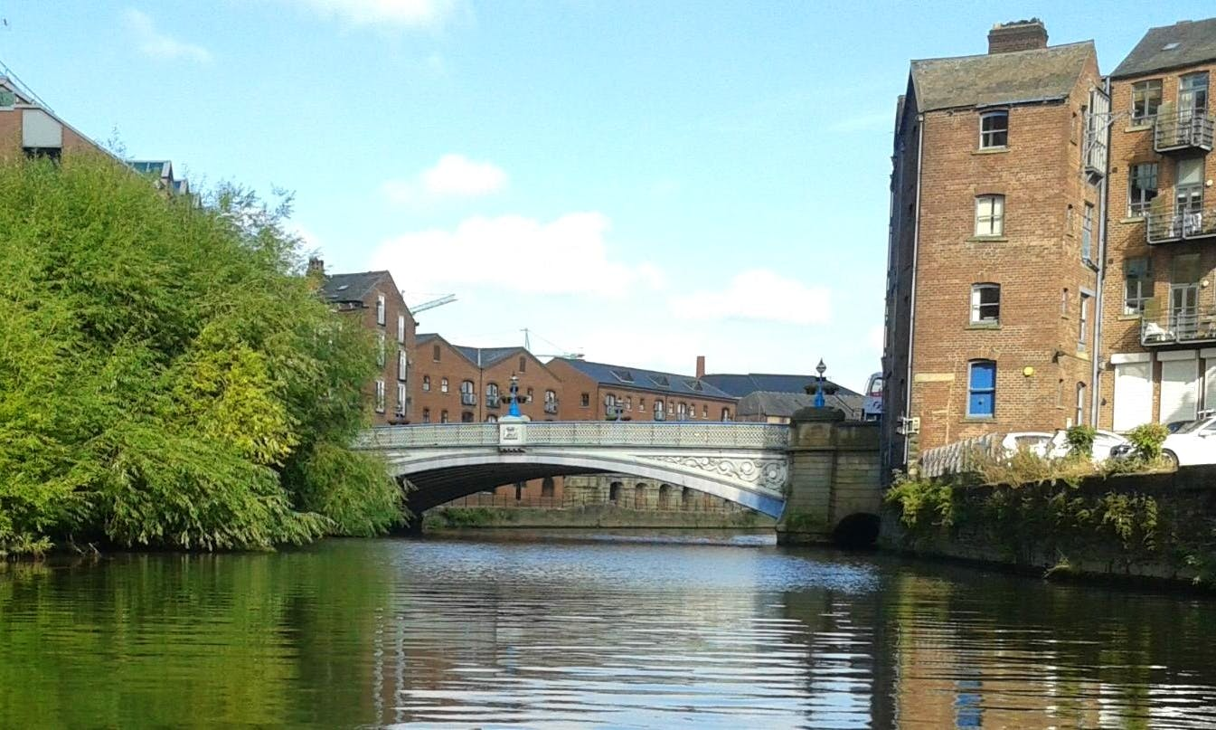 Boat Trips aboard 'The Kirkstall Flyboat' in Leeds