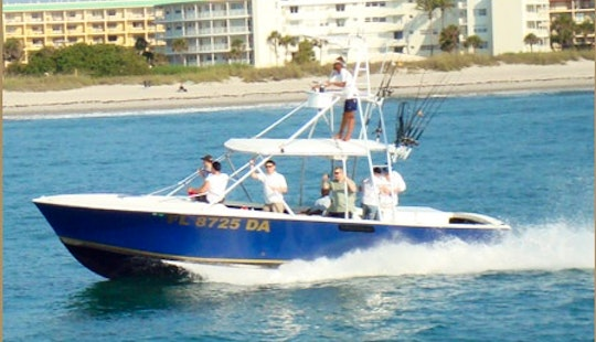 Offshore And Deep Sea Fishing Charter In Port Canaveral, Florida