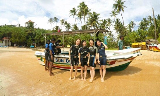 Diving Trips In Sri Lanka