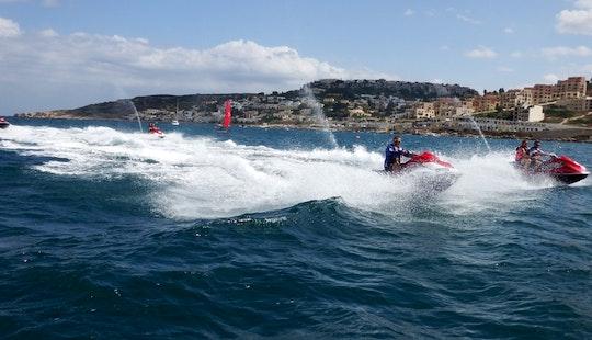 Jet Ski Safari Tour In Malta