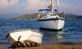 Aloa 27 Sailing Yacht in Corfu