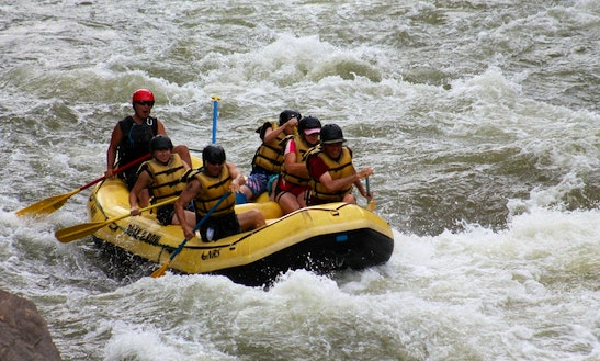 Whitewater Rafting Trips In Cotopaxi