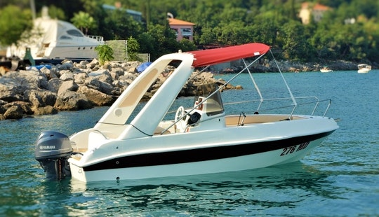 Glidepath 18 - Open 5.5. Motor Yacht In Ičići