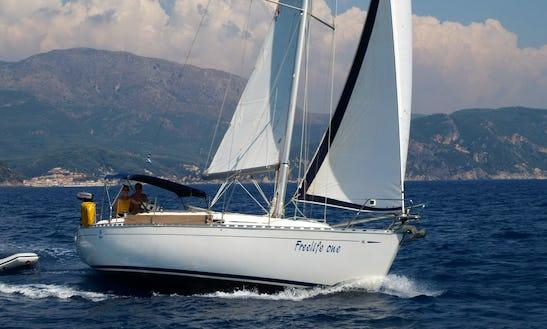 Dufour 36' Sailing Yacht In Corfu