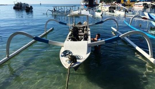 Passenger Boat  In Manggis