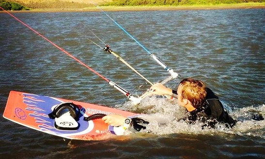 Kiteboarding Lessons In Portland