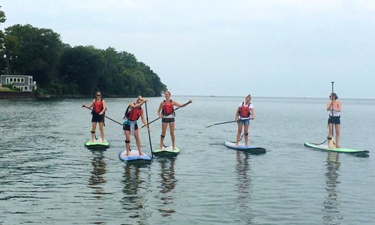 Paddleboard Rental & Lessons In Niagara