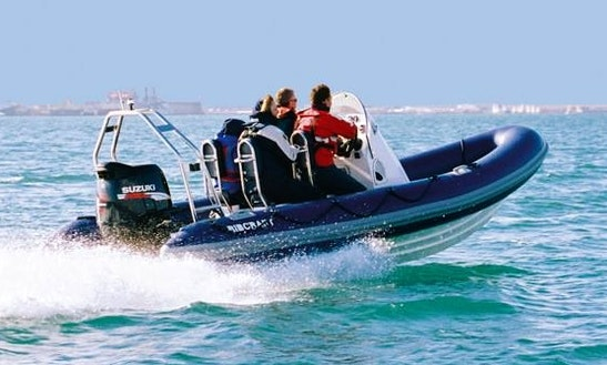 Rya Powerboat Courses In Dover, Uk
