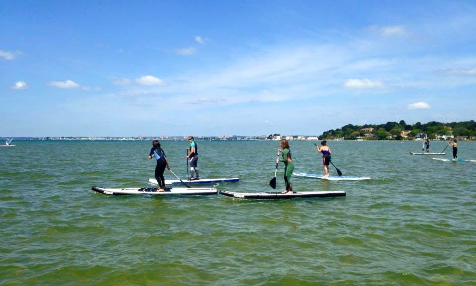 SUP Lesson And Tours In Poole