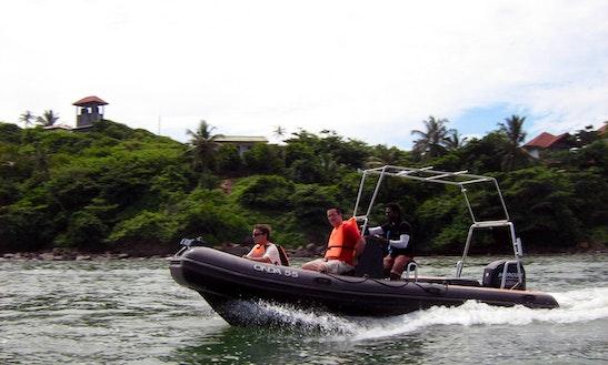 Speed Boat In Srilanka
