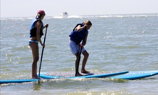 Sup Lesson And Board Rental In Fort Myers Beach