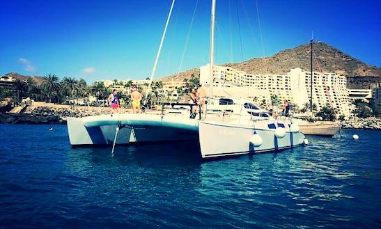 Catamaran Cruises In Spain