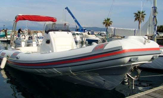 Marsea Sp170 Rib Charter In Cadaqués