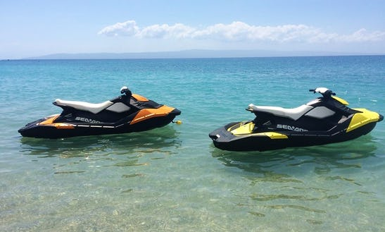 Jet Ski Excursions In Montrouis