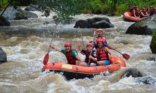 Raft  In Marga