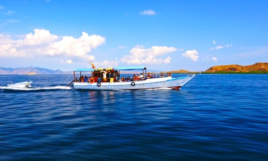 Unique And Original Adventure Boat Tours In Komodo, Indonesia