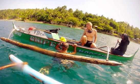 Free Dive (passenger Boat)