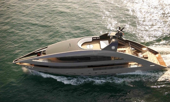 Charter A 14 Person Ocean Sapphire Motor Yacht In Ko Samui, Thailand