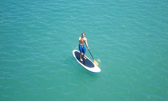 Stand Up Paddleboard Lesson In Cromer