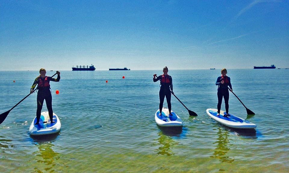 SUP Hire And Tour In Falmouth