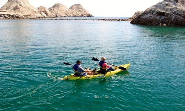 Exciting Double Ocean Kayak Rental in Redondo Beach, California