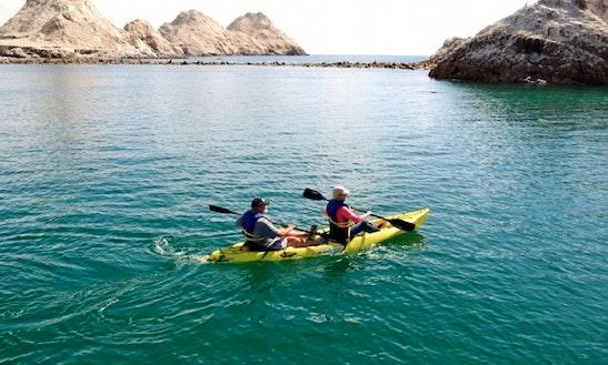 Double Ocean Kayak Rental In Redondo Beach