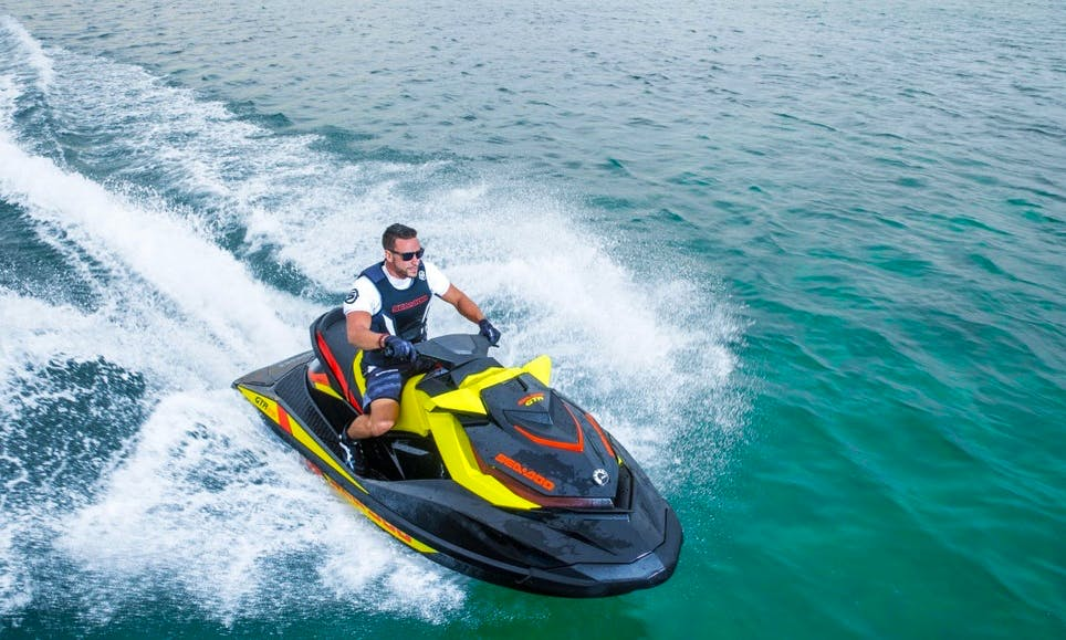 Guided Jetski (PWC) Malibu Adventure - Half Day