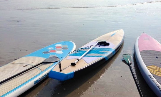 Sup Board Rental In Neptune Beach, Florida