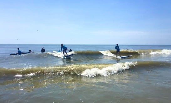 Surf Board Rental In Neptune Beach, Florida