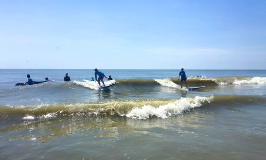 Surf Board Rental In Neptune Beach