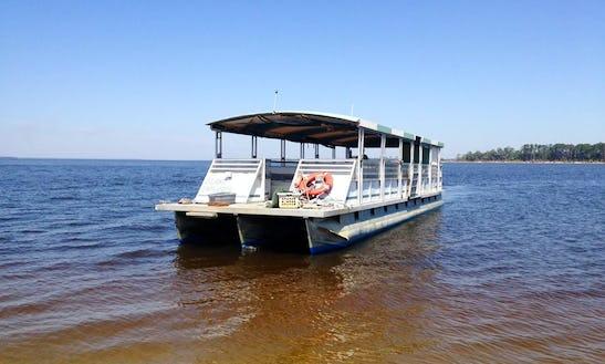 Boat Cruises In Savannah