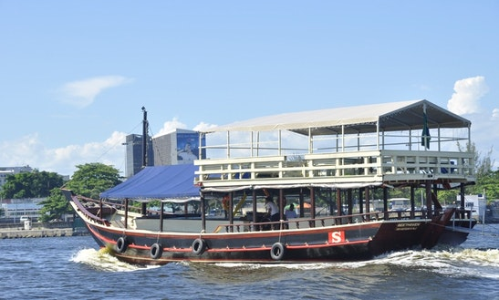 80' Passenger Boat Charter In Rio De Janeiro, Brazil