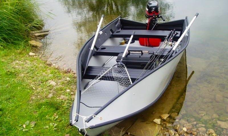 Rent Porta Boat In Stäfa