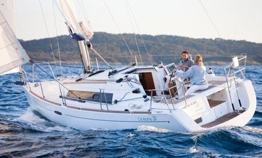 "Charter ""Sterntaler"" Oceanis 31 In Can Pastilla"