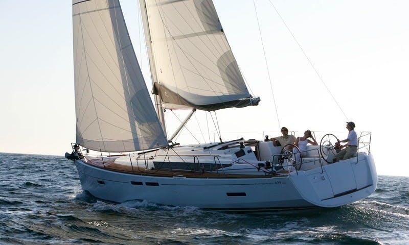 "40' Sun Odyssey ""Elisa"" Yacht In Can Pastilla"