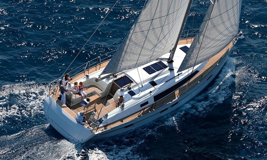 "Bavaria 46 ""Yemanya"" Sailing Yacht In Can Pastilla"