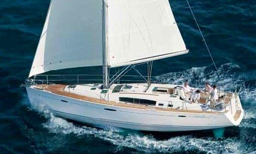 "Oceanis 46 ""Suerte"" Sailing Yacht In Can Pastilla"