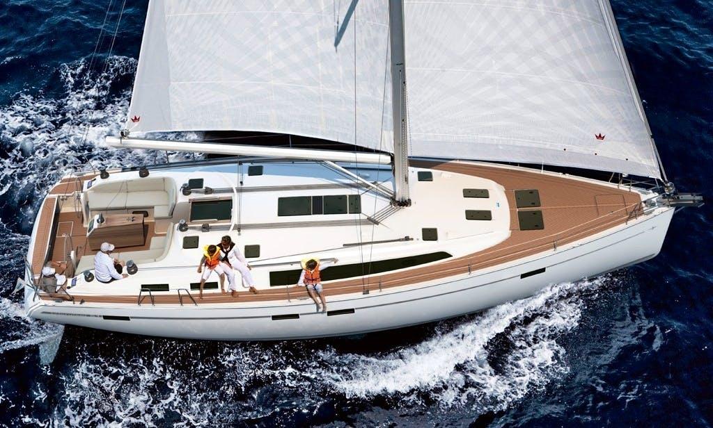 "Bavaria 51 Sailing Yacht ""Neuschnee""  In Spain"