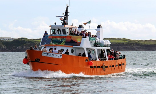 'dún An Óir Ii' Ferry & Cruise Trips In Cork, Ireland