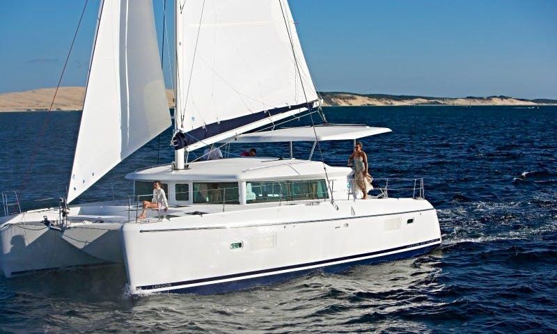 """Lagoon 420 """"Mona Lisa"""" Catamaran In Can Pastilla"""