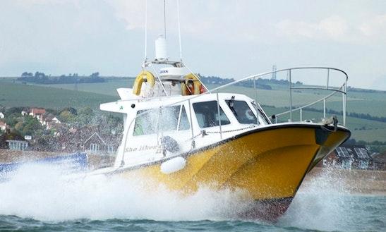 Charter Fishing Boat In Portslade