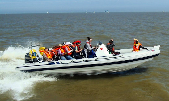 Powerboat Cruises In Suffolk Yacht Harbour