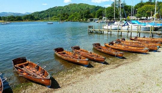 Row Boat Hire In Keswick