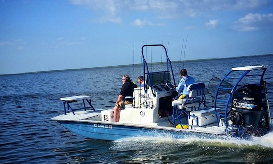 Guided Fishing Charter In South Padre Island