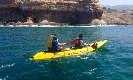 Kayak Rental And Tours In Torrance