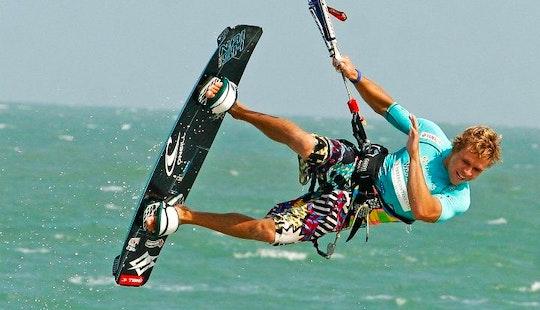 Hua Hin (kite Surfing)
