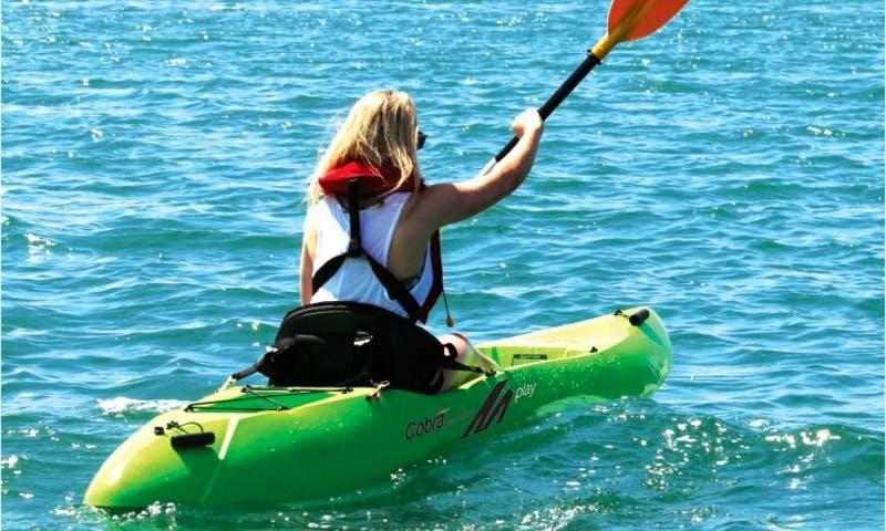 Kayak Tours And Rental In Torrance