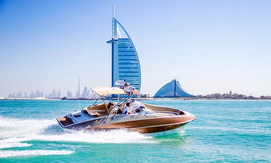 Luxury S1-bowrider Charter In Dubai, United Arab Emirates